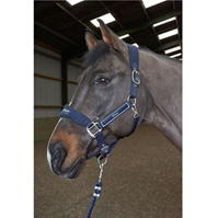 Set John Whitaker Thornton Headcollar and Lead Rope