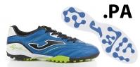 Ghete de fotbal Joma Aguila 505 albastru iarba artificiala