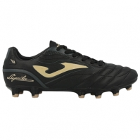 Ghete de fotbal Joma Aguila 818 negru-silver Firm Ground