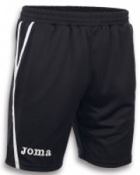 Pantaloni scurti sport Joma Bermuda Combi negru-alb
