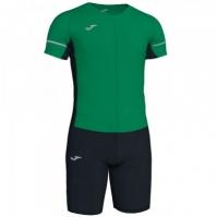 Joma Body Athletics verde cu maneca scurta