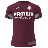 Joma Camiseta Entr Villarreal Granate M/c