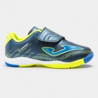 Joma Champion 2033 bleumarin Velcro Indoor copii