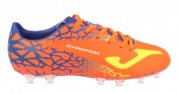 Ghete de fotbal Joma Champion 608 Orange-purple Multstud