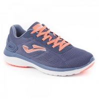 Pantofi casual sport Curban femei Joma 714 gri-roz