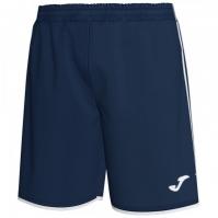 Joma Liga Short bleumarin inchis-alb