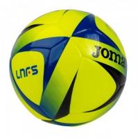 Joma Lnfs Ball Fluor galben-negru-albastru Size 58