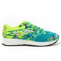 Adidasi alergare Joma Rstorm Viper 915 turcoaz-fluor pentru Femei