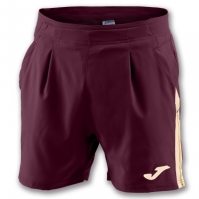 Pantaloni scurti tenis Joma Burgundy (pockets)
