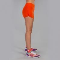 pantaloni scurti sport Joma Combi Orange pentru Femei