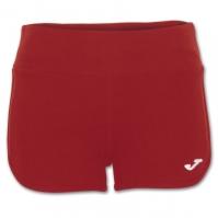 pantaloni scurti sport Joma Combi rosu pentru Femei
