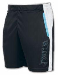 Pantaloni scurti sport Joma Torneo Interlock negru-alb