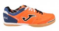Adidasi fotbal de sala Joma Top Flex 608 Orange-bleumarin-alb Indoor