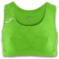 Bustiera jogging Top Record Joma II verde Fluor pentru Femei