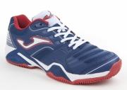 Adidasi tenis Joma 503 Navy-rosu