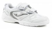 Adidasi sport pentru copii Joma W School 622 alb-gri