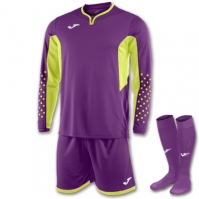Joma Set Portar Purple cu maneca lunga