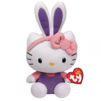 Jucarie De Plus 15 Cm Easter Bunny Hello Kitty