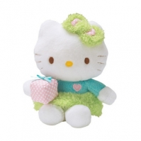 Jucarie Plus 14cm Heart Hello Kitty