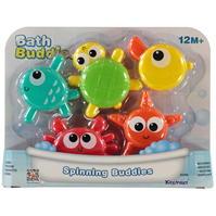 Keenways Spinning Bath Buddies