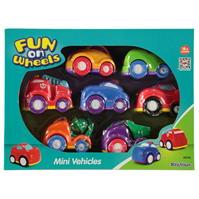 Keenways Fun On Wheels Mini Vehicles