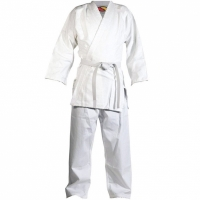 Kimono Karate cu curea SMJ