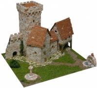 Kit De Constructie Turnul Medieval