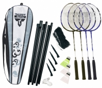 Set badminton TALBOT TORRO 4 FIGHTER 449537
