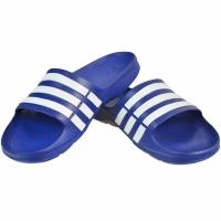Papuci de plaja Adidas Duramo Slide albastru G14309 copii