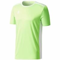 Tricou adidas ENTRADA 18 lime verde CE9758 copii teamwear adidas teamwear