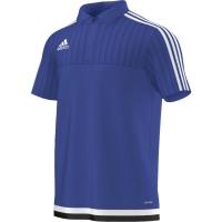 Tricou adidas TIRO 15 POLO albastru / S22435 barbati teamwear adidas teamwear