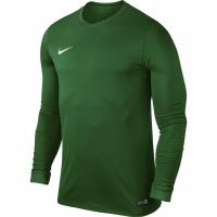 Tricou Nike Park VI JSY maneca lunga verde 725884 302 barbati