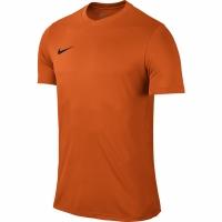 Tricou NIKE PARK VI JSY portocaliu / 725891 815 barbati