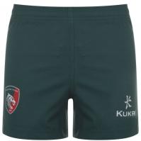 Pantaloni scurti Kukri Leicester Tigers pentru copii