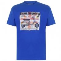 Tricou Lambretta Scooter pentru Barbati