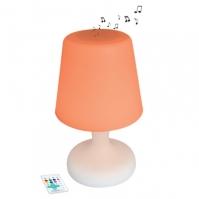 Lampa Cu Led Si Difuzor Bluetooth