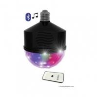Lampa Difuzor Bluetooth Cu TelecomandĂ Disco