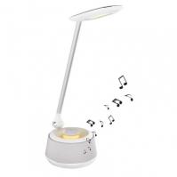 Lampa Led Si Difuzor Bluetooth