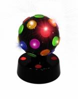 Lampa Multicolora Led Rotunda