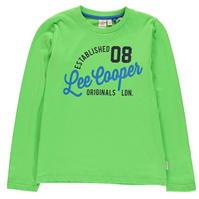 Lee Cooper C LL Tee unisex copii