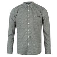 Lee Cooper cu Maneca Lunga cu model Textile Shirt pentru baieti