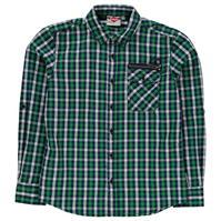Lee Cooper cu Maneca Lunga Fashion cu fermoar Shirt pentru baietei