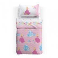 Lenjerie Pat Princess Romantic, 155x280 Cm, Roz