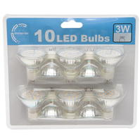 Light Light bulbs 10 .