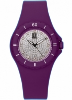 Light Time Mod Silicon Strass