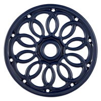 Linea Cast Iron Trivet 00