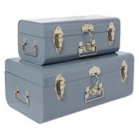 Linea Metal Trunk