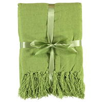 Linens and Lace Chenille Throw
