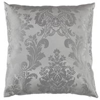 Linens and Lace Damask Cushion
