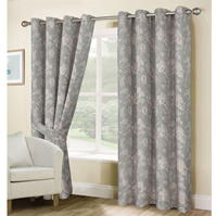 Linens and Lace Floral Trail Curtain81